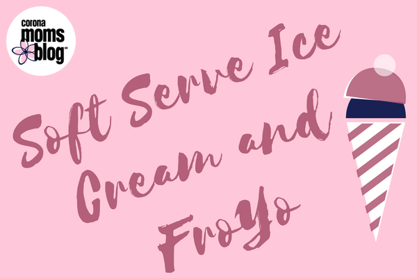 corona ice cream stores