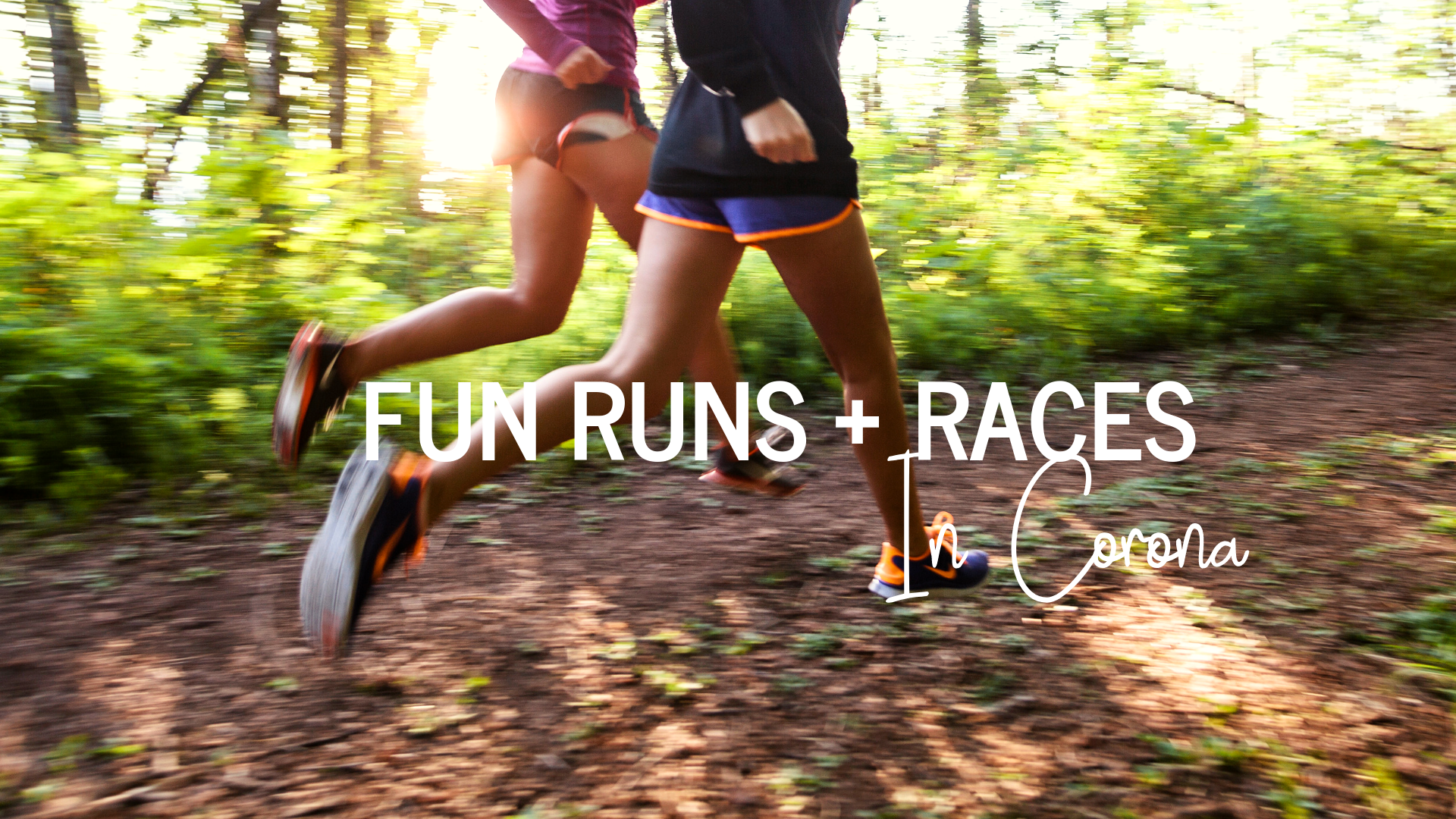 fun runs and races