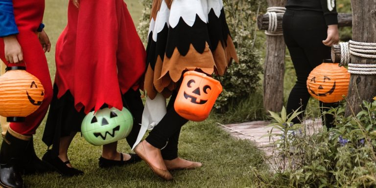 Trick or Treat is a Careful Walk; Navigating Halloween with Children and Food Allergies