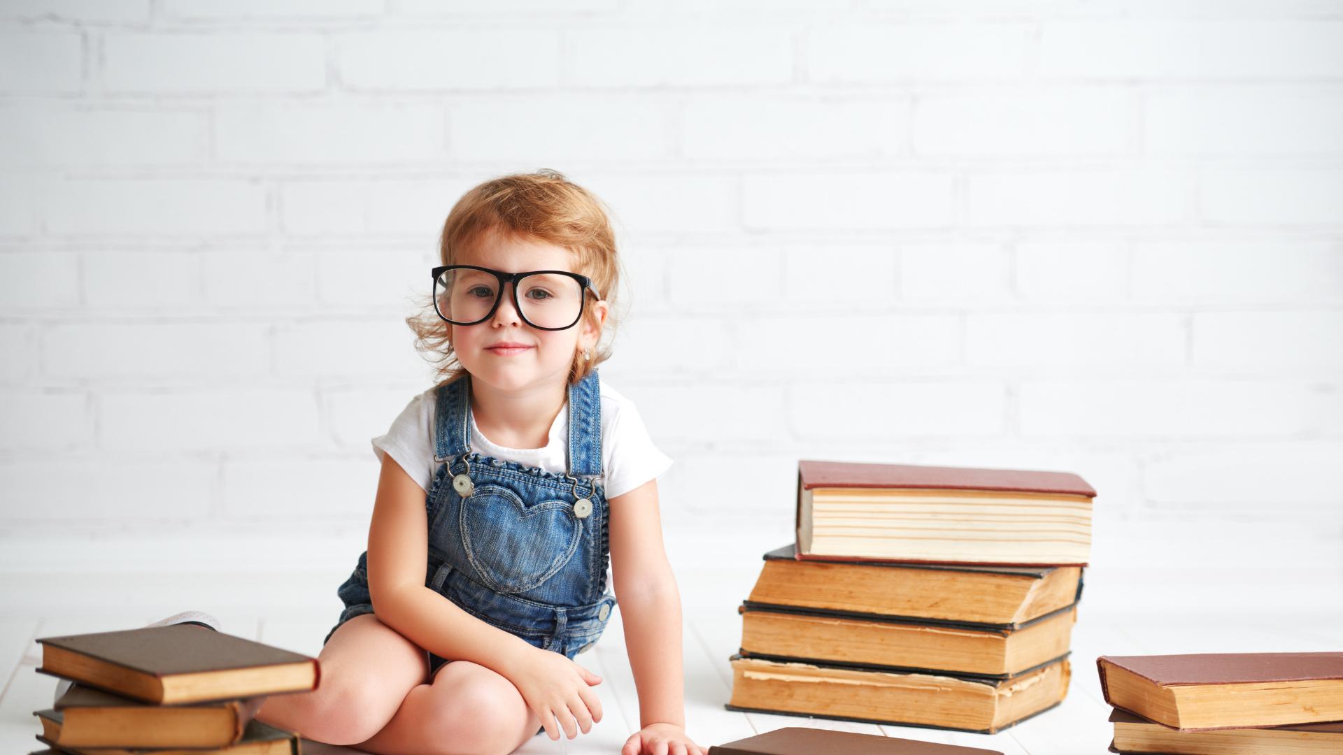 Ten Books For A Happier, Healthier Preschooler
