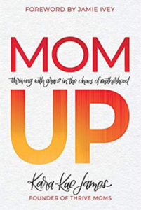 Mom Up Book Cover
