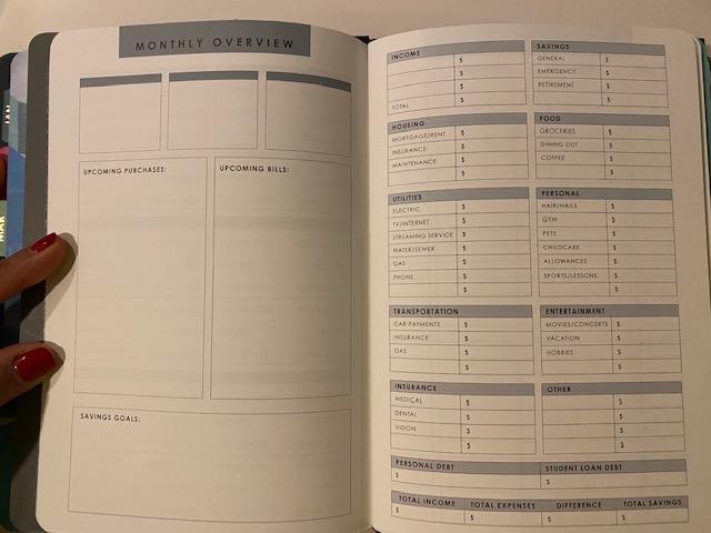 Ivette Budget Book 2