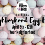 Neighborhood Egg Hunt : April 8th – 12th