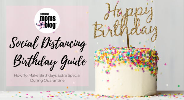 Social Distancing Birthday Guide