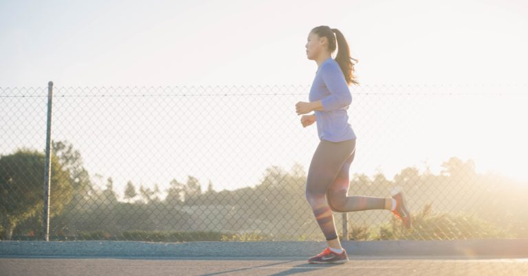 Getting Back to Me: How I Became A Runner