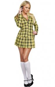 fancy girl costume