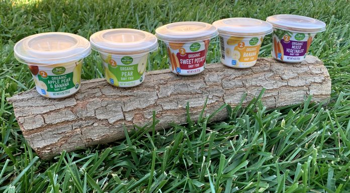 sun harvest baby food by smart and final